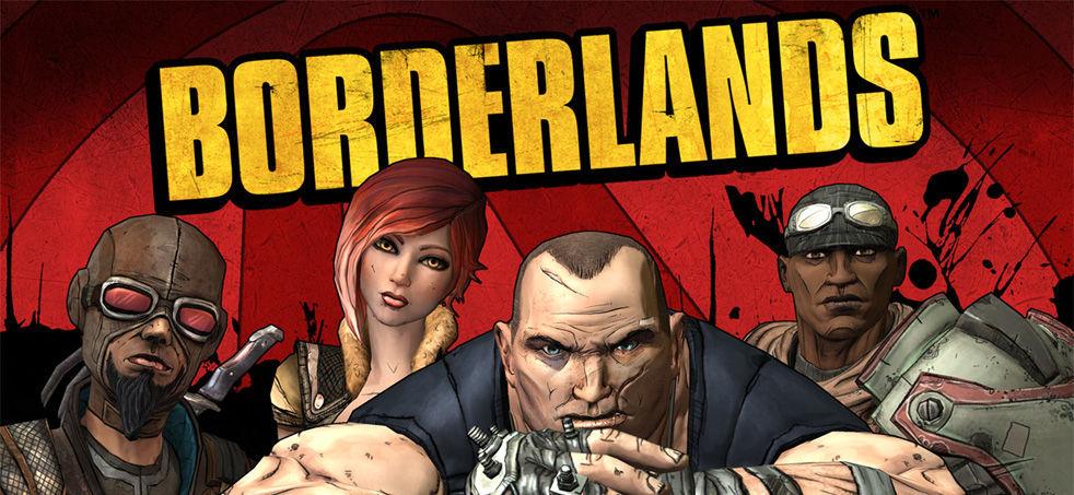 13026 - Borderlands