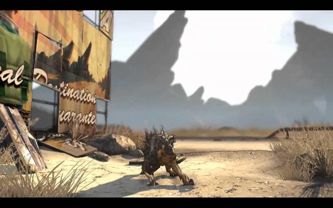 ¿Qué canción sonaba en el opening del primer juego de Borderlands?
