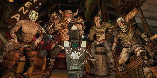 ¿Qué personaje ha aparecido en todos los juegos de Borderlands?