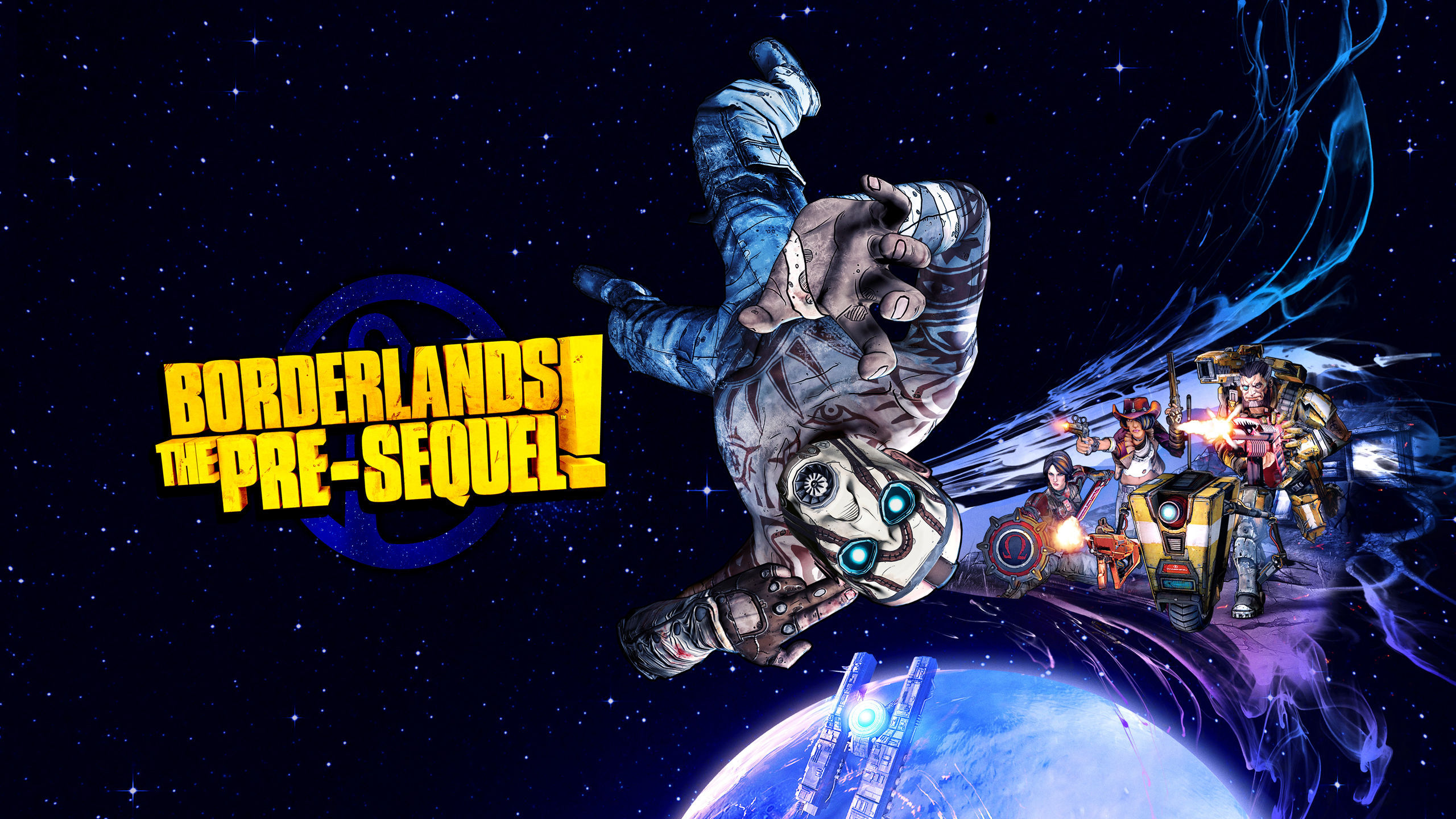 Y... ¿Cuales dos elementos se incluyeron en Borderlands: The Pre Sequel?