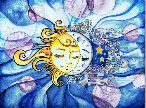 13054 - ¿Eres solar o lunar?
