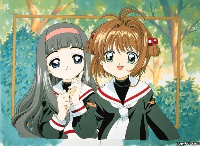 ¿Qué relación tienen Sakura y Tomoyo?