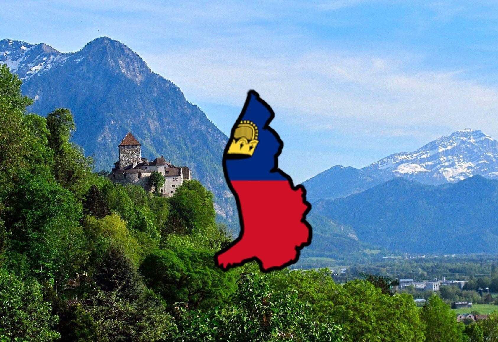 Vamos ahora con Liechtenstein ¿Cuál de los siguientes animales NO pertenece a la fauna salvaje de este pequeño país?