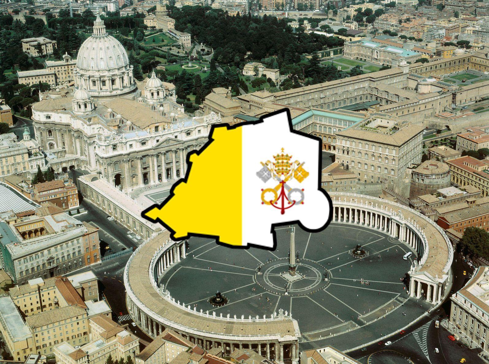 """Turno de hablar del Vaticano ¿Quién ostentaba el título de """"Soberano del Estado de la Ciudad del Vaticano"""" en el año 2000?"""