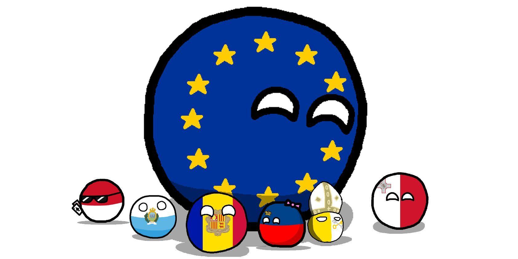 13086 - ¿Cuánto sabes de los microestados europeos?
