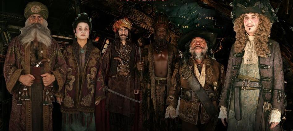 ¿Quién de la Hermandad, aparte de Barbossa y los tripulantes de Sao Feng, está de acuerdo con liberar a Calypso?