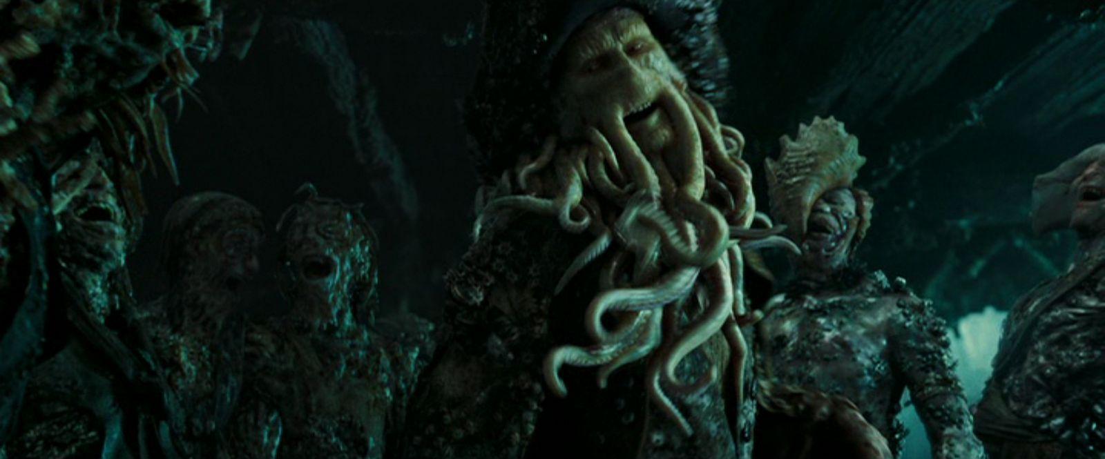 ¿De quién era la espada con la que Davy Jones le atraviesa a Will y pone fin a su vida 'mortal' por así decir?