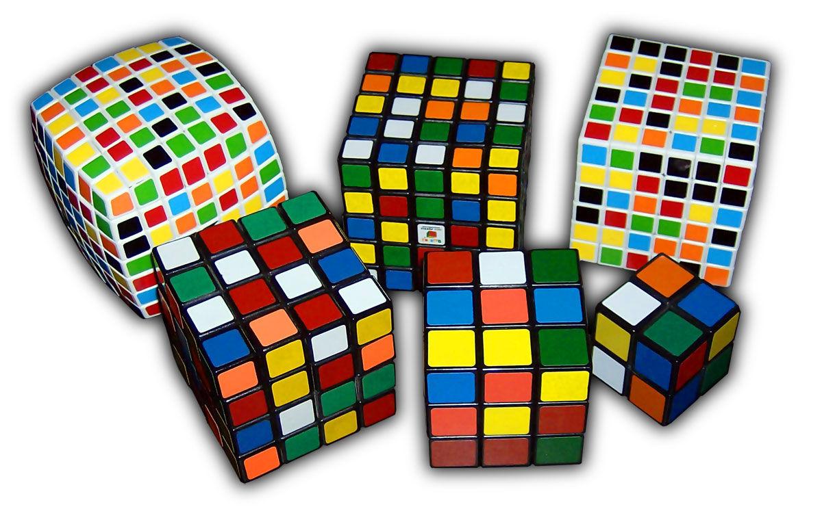 13103 - ¿Cuánto crees saber del mundo de los cubos de Rubik?