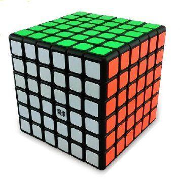 ¿En qué radica la principal dificultad de los cubos cúbicos con un número de niveles pares?