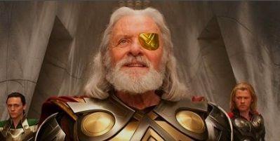 ¿Cuál fue la causa de que Odín perdiera uno de sus ojos?