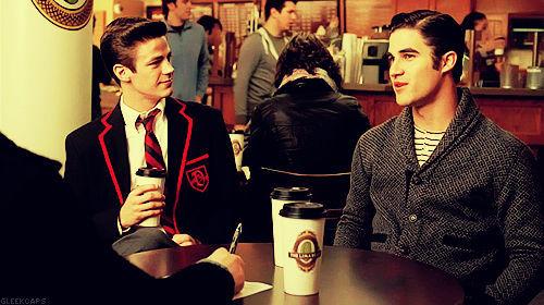 En la última temporada, Blaine tiene un nuevo novio. ¿Quién es?