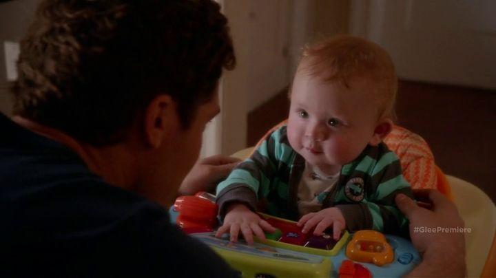 Will Schuester tiene un hijo al que pone de nombre...
