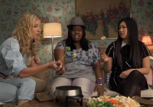 Brittany es presentadora de un gran programa web. ¿Cuál es su nombre?