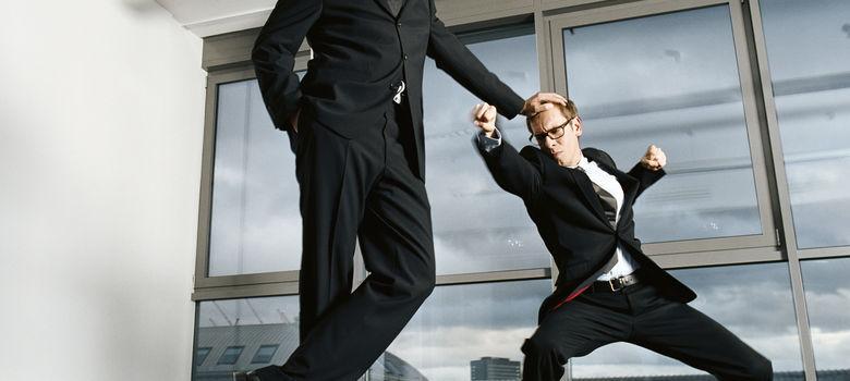 ¿Eres una persona competitiva?
