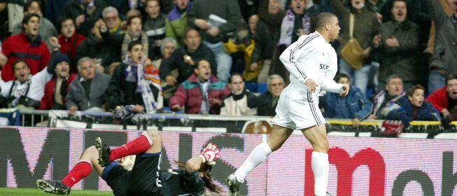 Ronaldo marcó el gol más rápido de la historia de los derbis a los 14 segundos de juego. ¿Podrías decir en qué temporada fue?