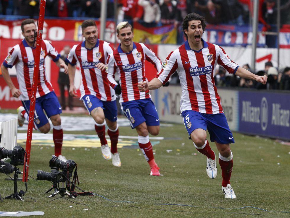 No todo iba a ser malas noticias para el Atlético de Madrid, ¿quiénes fueron los goleadores del 4-0 de la temporada pasada?