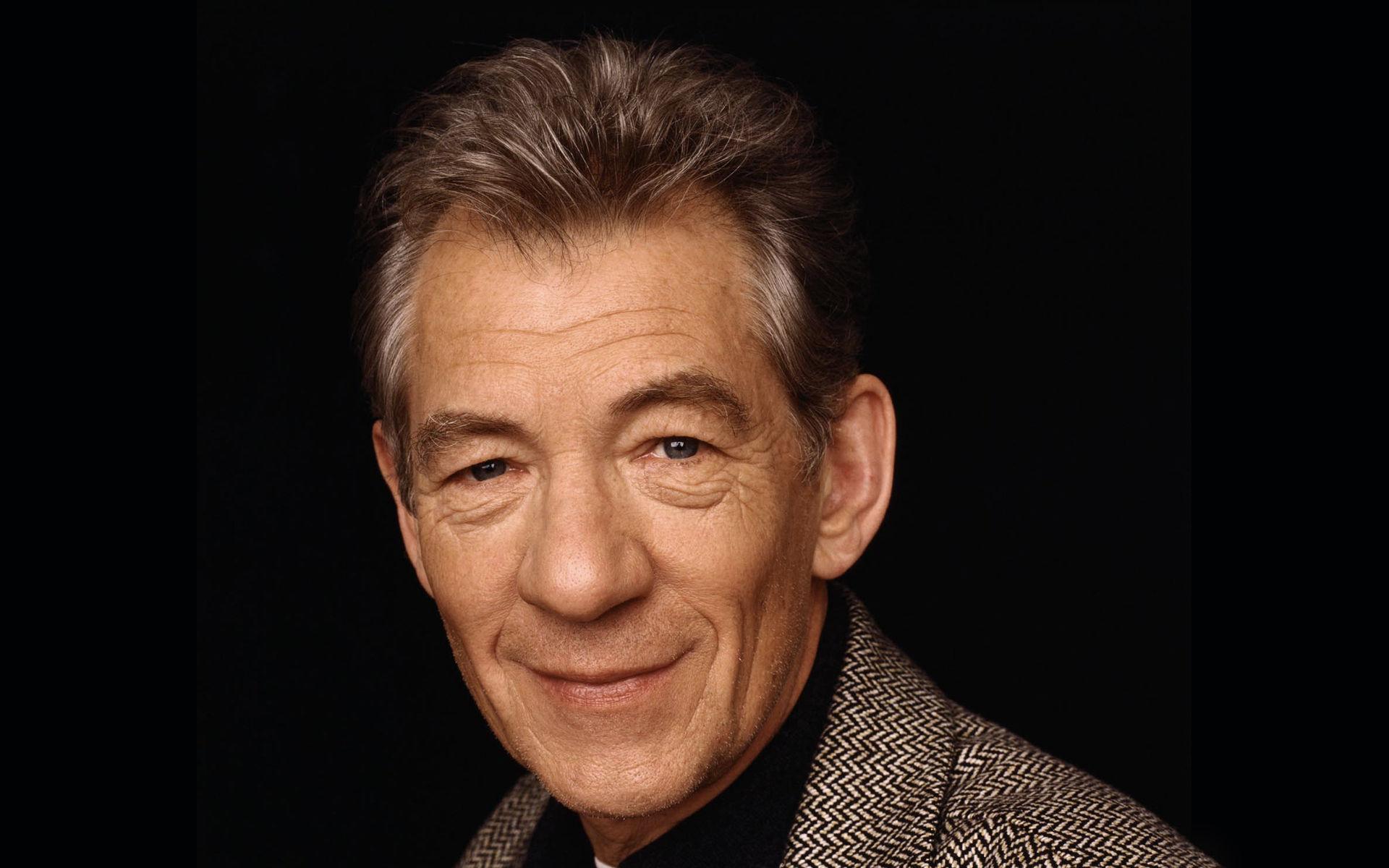¿En qué serie o película no ha participado Ian McKellen?