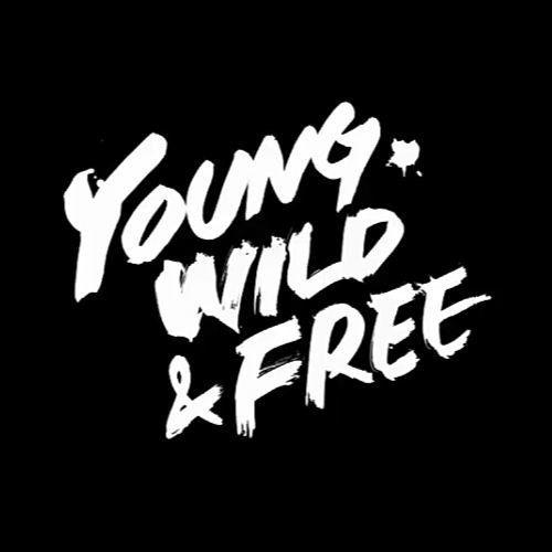 ¿Con qué dos cantantes hizo su famosa canción 'Young, Wild and Free'?