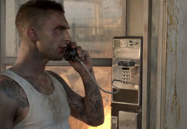 ¿A qué vídeo musical suyo y de Maroon 5 pertenece esta imagen?