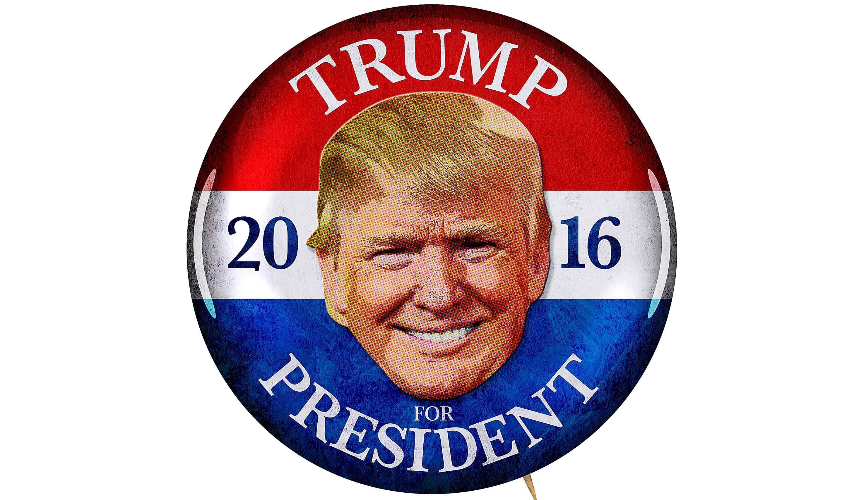 ¿A cuántas elecciones se ha presentado Trump como candidato?