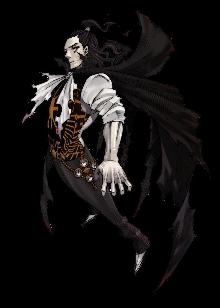 ¿Lester DeRosso es un vampiro?