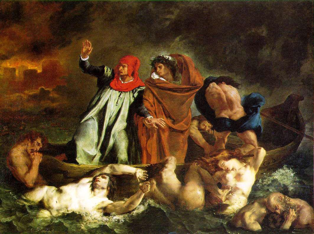 13366 - ¿Cuánto sabes sobre la Divina Comedia?