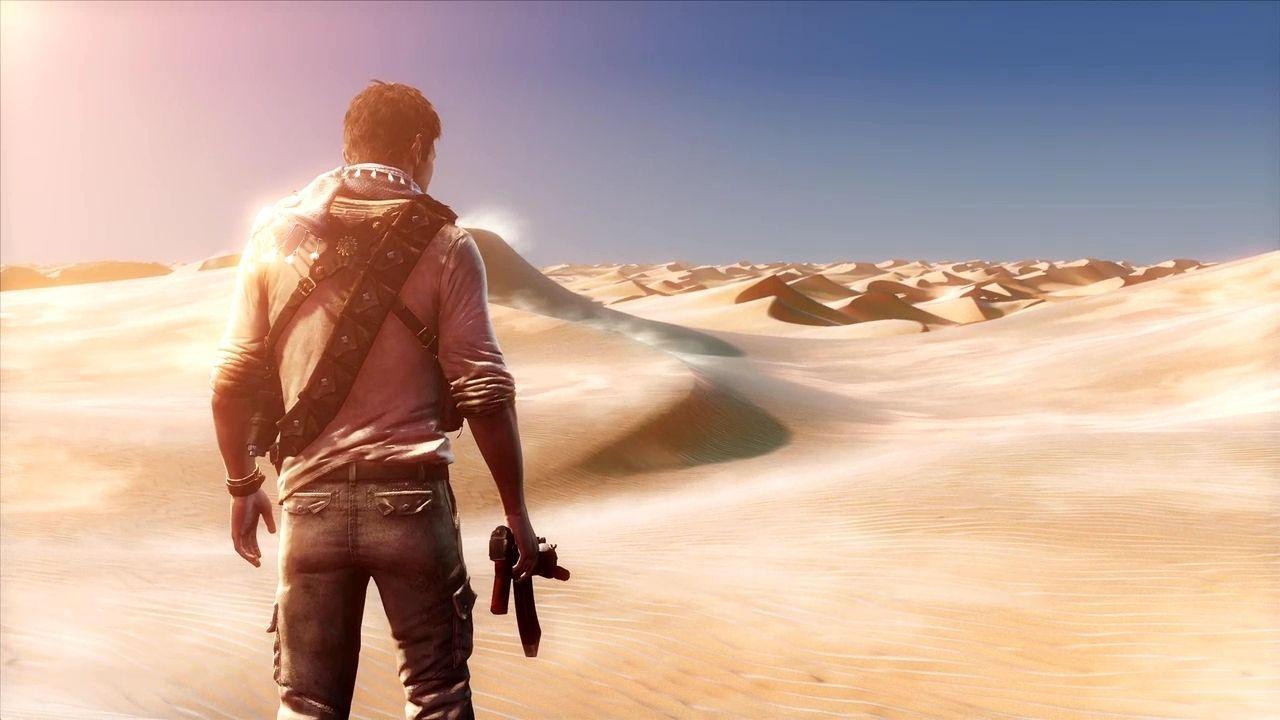 ¿Cómo se llama el desierto por el que vaga Nate en Uncharted 3: La traición de Drake?