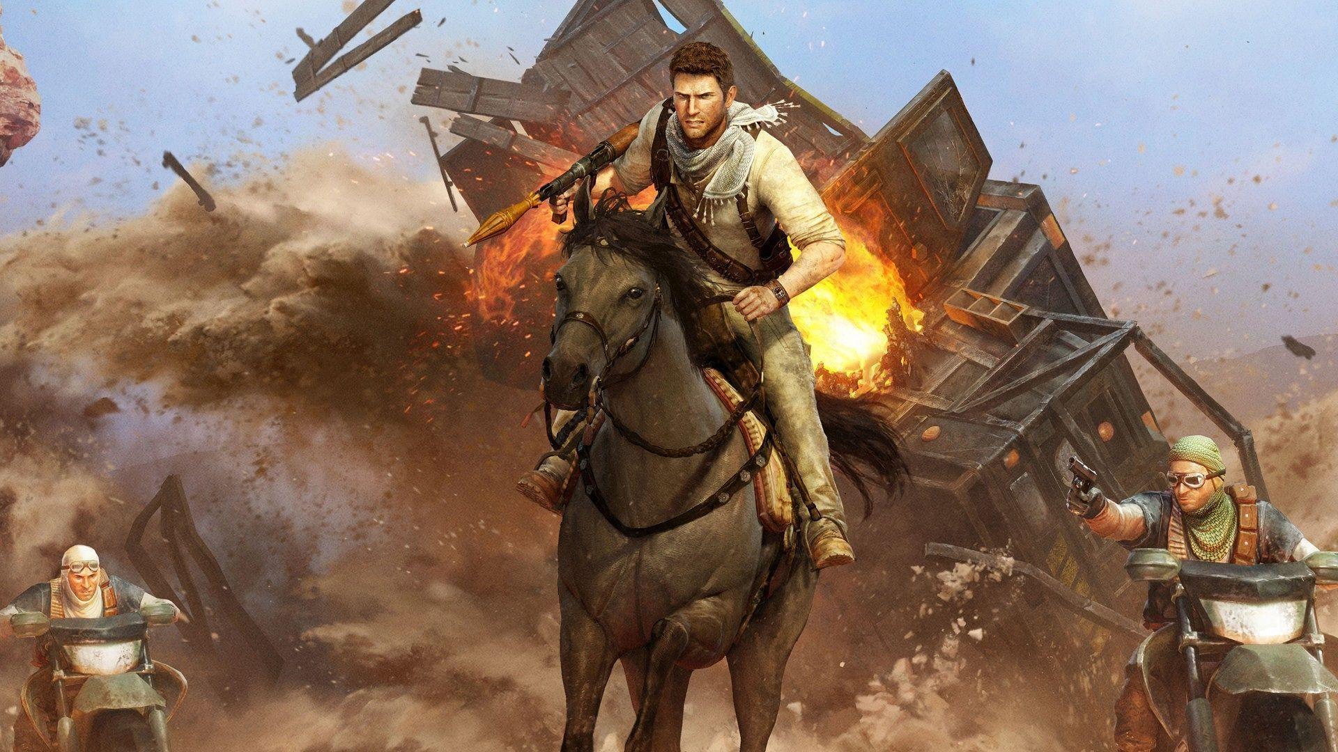 ¿Cómo empieza Uncharted 3: La traición de Drake?