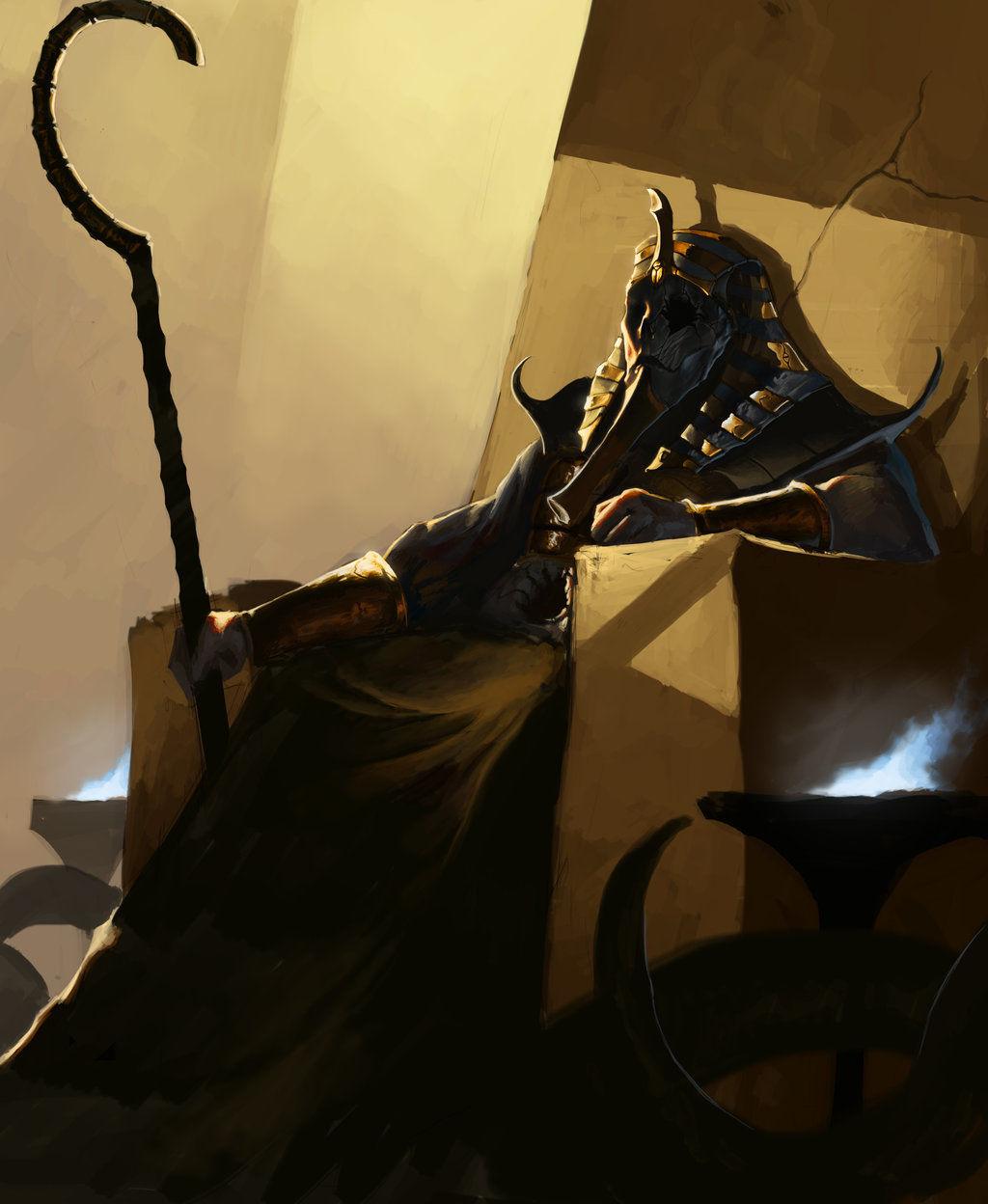 ¿Quién es el Faraón Negro?
