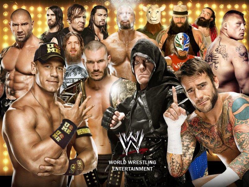 13435 - ¿Qué Wrestler de la WWE eres según tu personalidad?