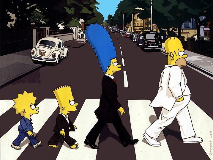 13467 - ¿Serás capaz de relacionar la canción con la escena de los Simpson en la que aparece?