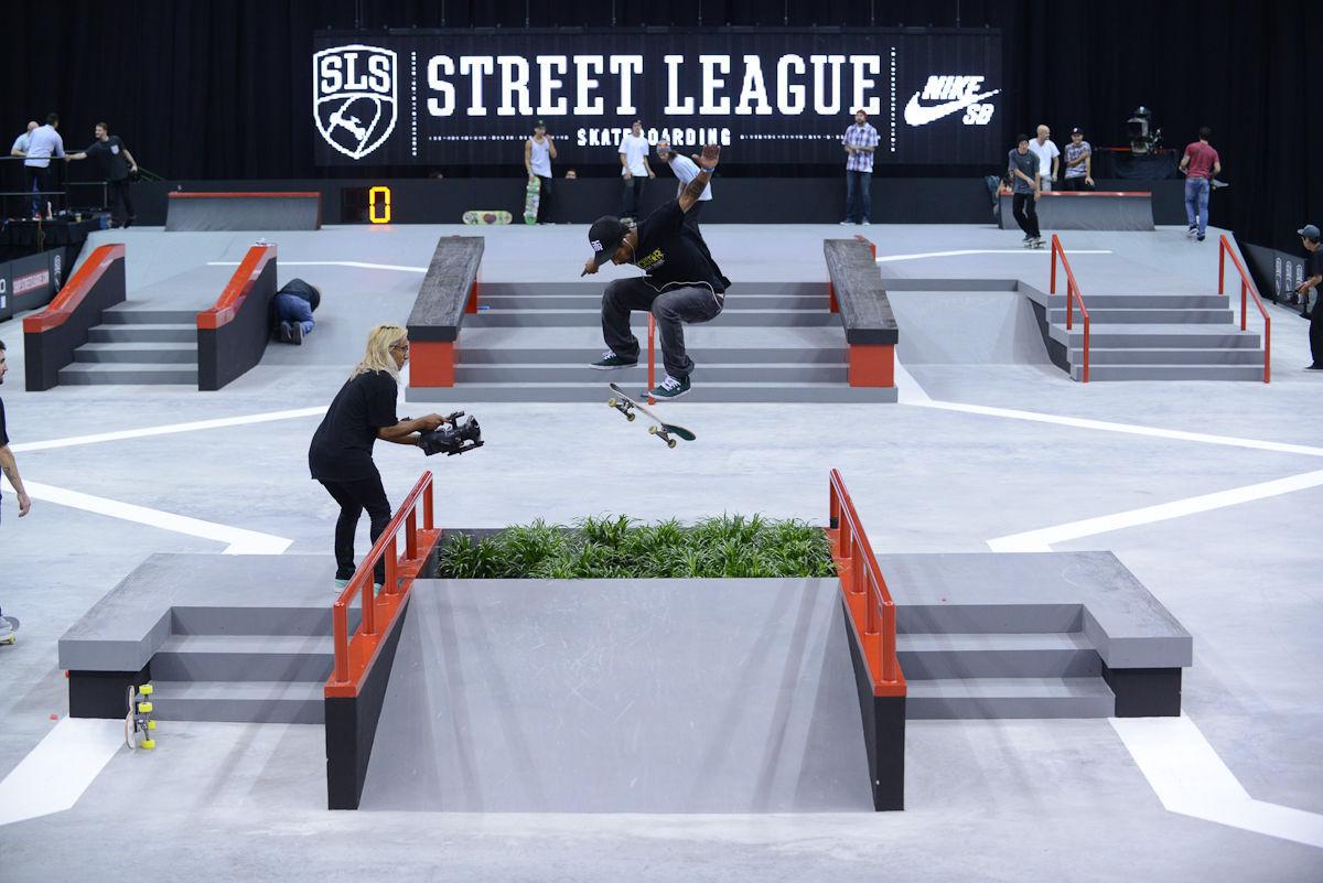 ¿Qué es la Street League?