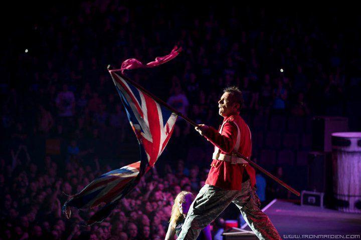 ¿Cuál de estas canciones nunca ha tocado Iron Maiden en directo?