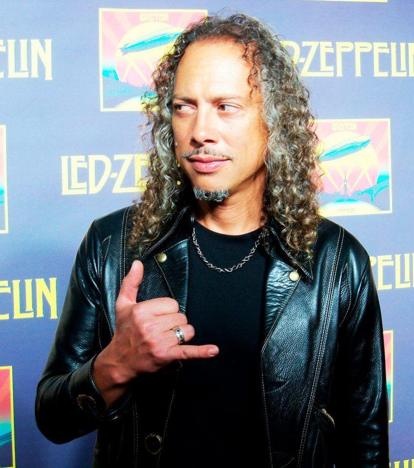 ¿Qué fue lo que apostó Kirk Hammett al manager del grupo a que el Black Album no lograba las 10 millones de ventas?