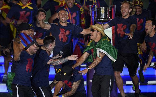 ¿Cuál es el futbolista más polémico del Barça actualmente?