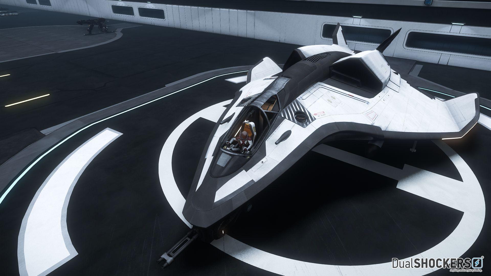 ¿Cómo se llama esta nave y quién la hace? (Normal)