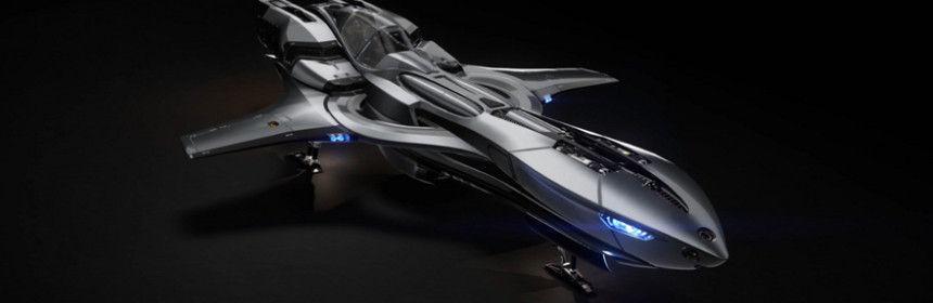 ¿Cómo se llama esta nave y quién la hace? (Difícil)