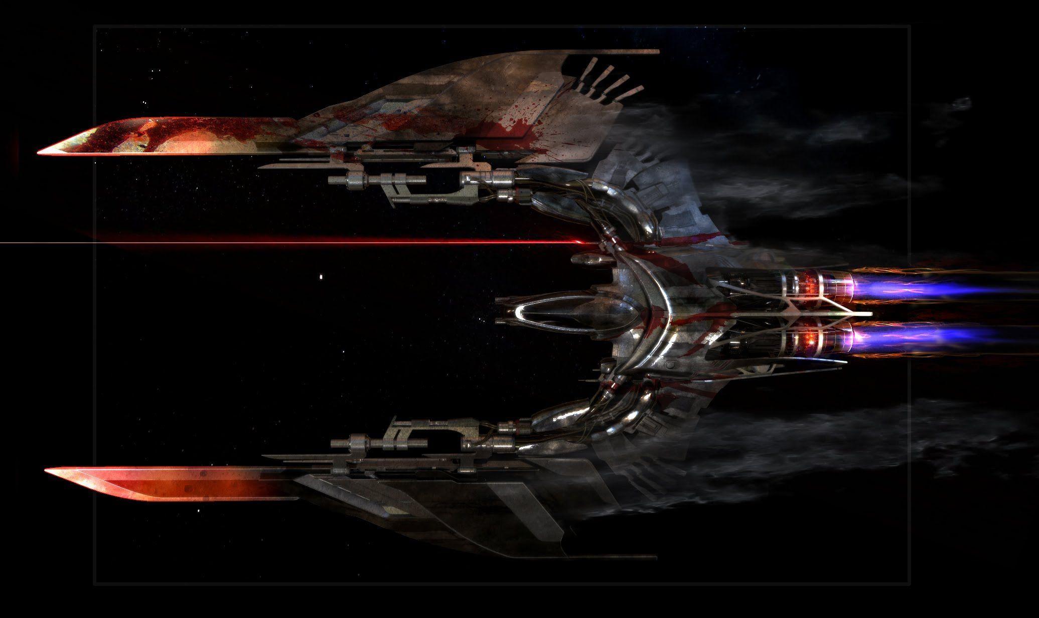 ¿Cómo se llama esta nave y quién la hace? (Imposible)