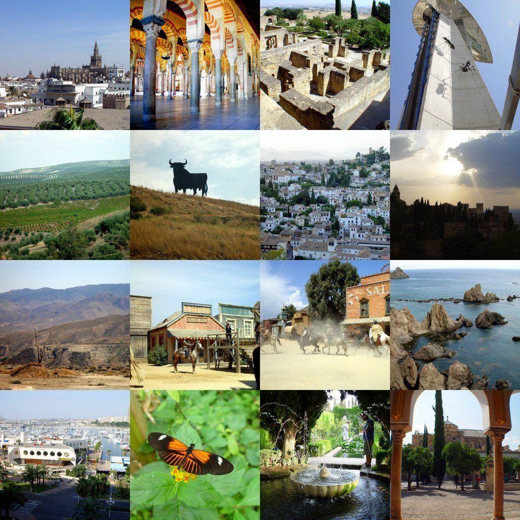 6845 - ¿Qué imagen se tiene de Andalucía?