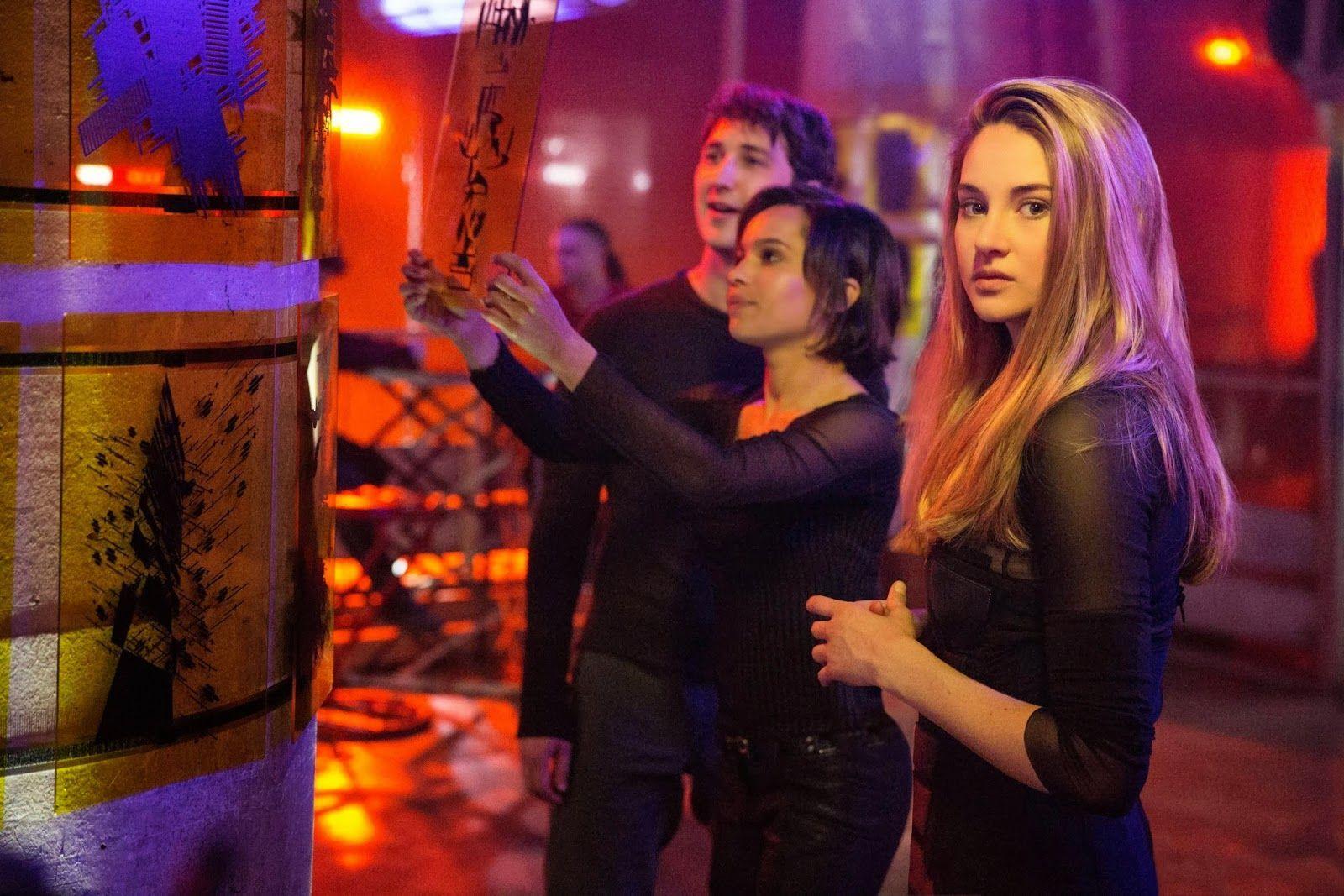 ¿Cómo se entera Christina de que Tris Prior mató a su pareja Will?