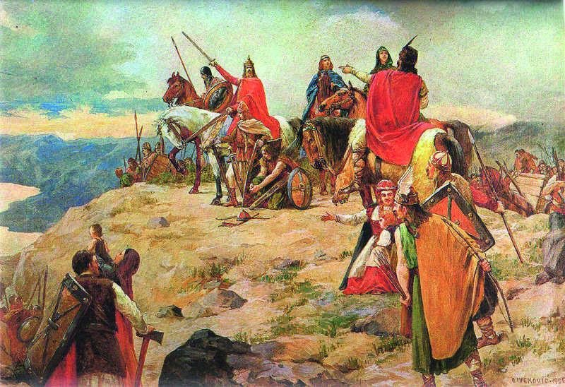 Los godos llegan al Danubio tras siglos de luchas, pactos y migraciones. ¿Qué ocurre entonces?
