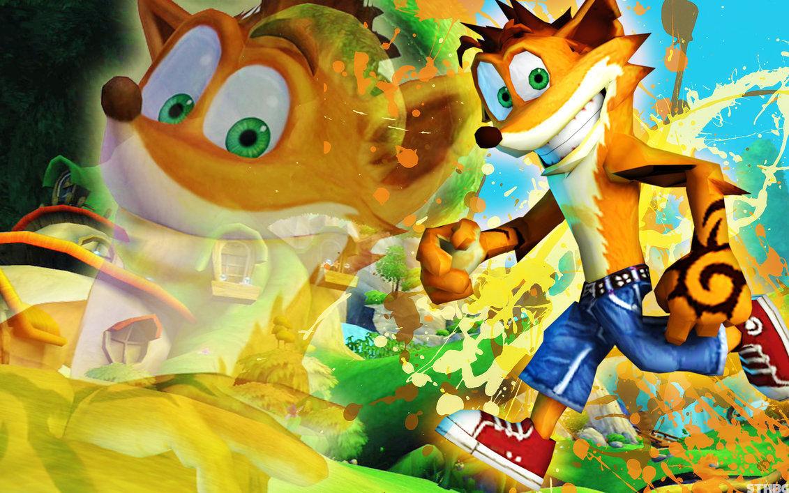 7992 - ¿Conoces los personajes de la saga de juegos de Crash Bandicoot?
