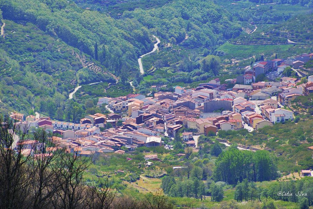 ¿El pueblo más alto de Extremadura?