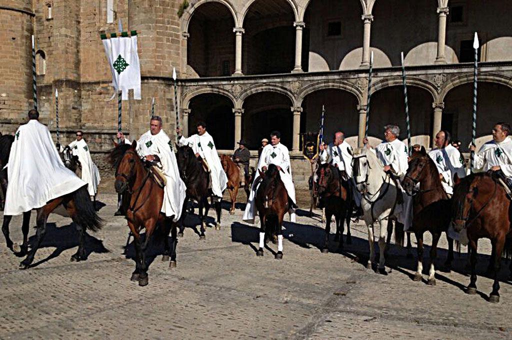 ¿Cuál de las siguientes órdenes tuvo un importante influencia en la reconquista de Extremadura?
