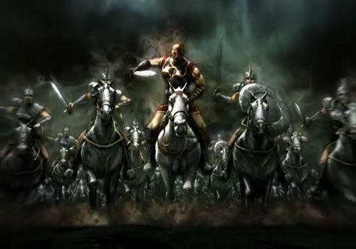 Kratos era un general, pero ¿ De qué ejército?