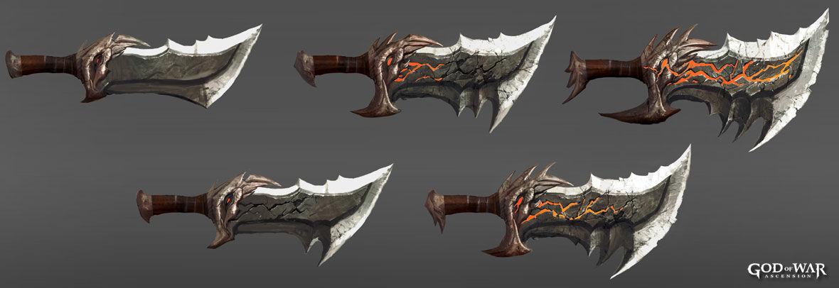 ¿Cómo consigue sus predilectas Espadas del Caos?