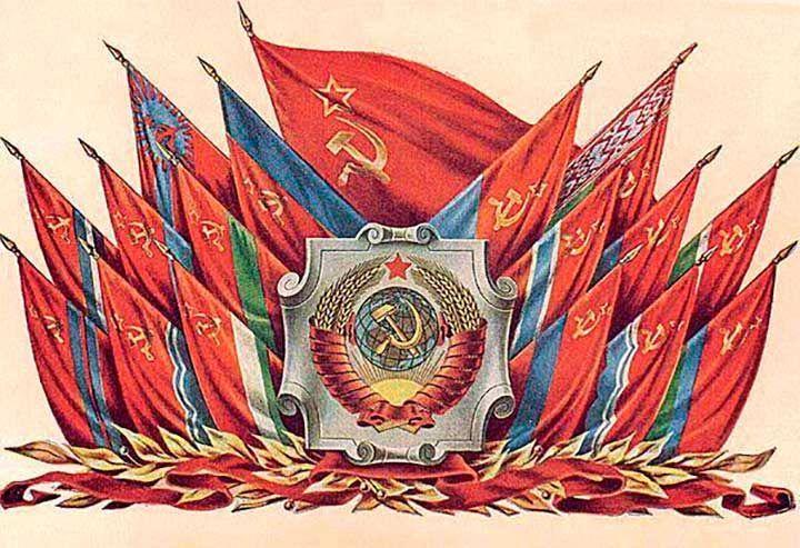 7549 - ¿Conoces todas las banderas de la URSS?
