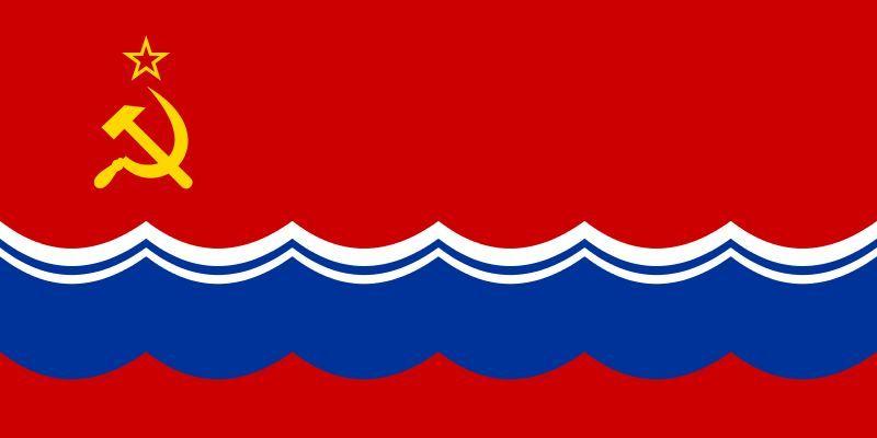Esta bandera pertenece a un país báltico