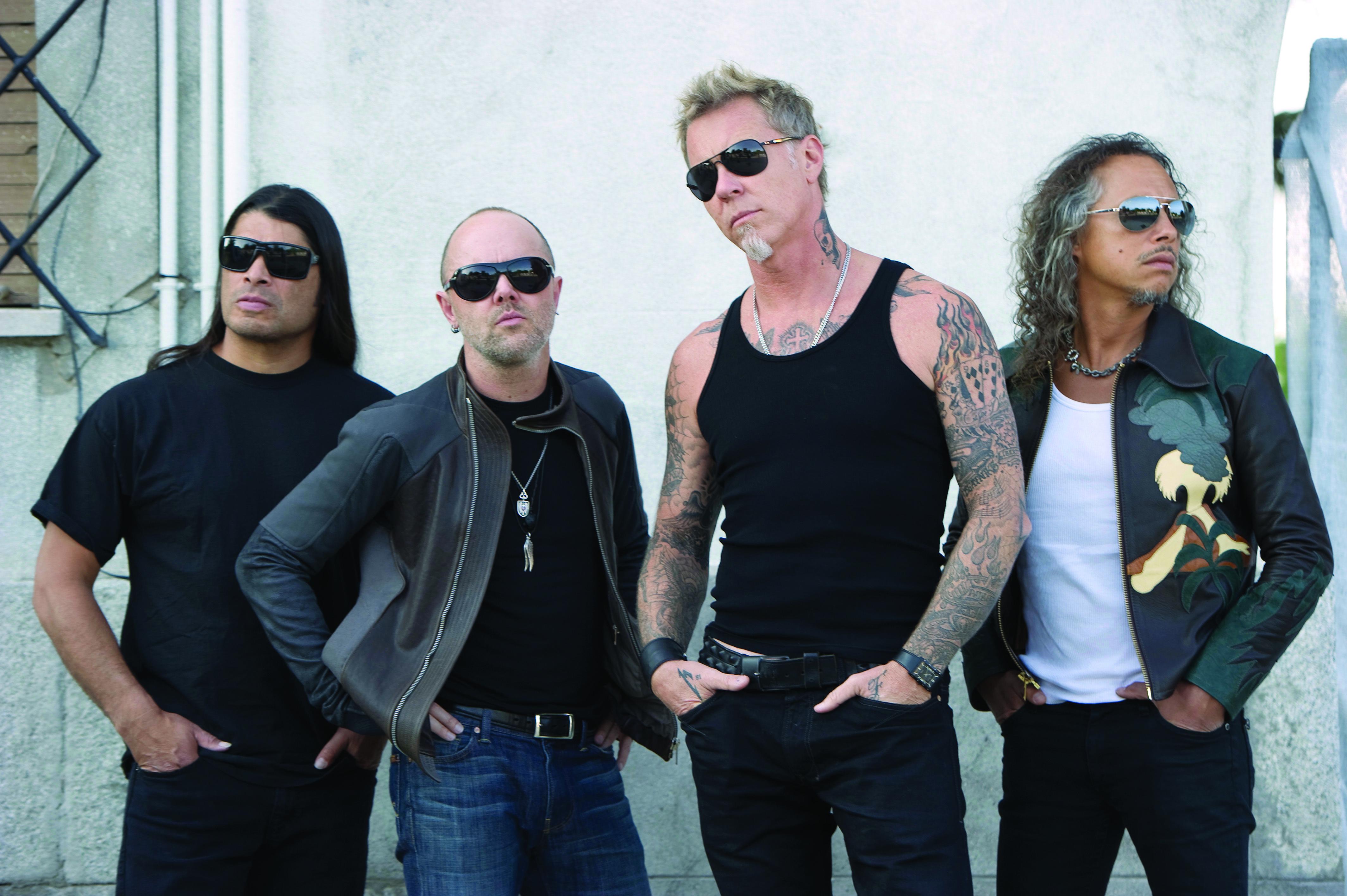 10807 - ¿A qué álbum de Metallica pertenecen estas canciones? Nivel Experto