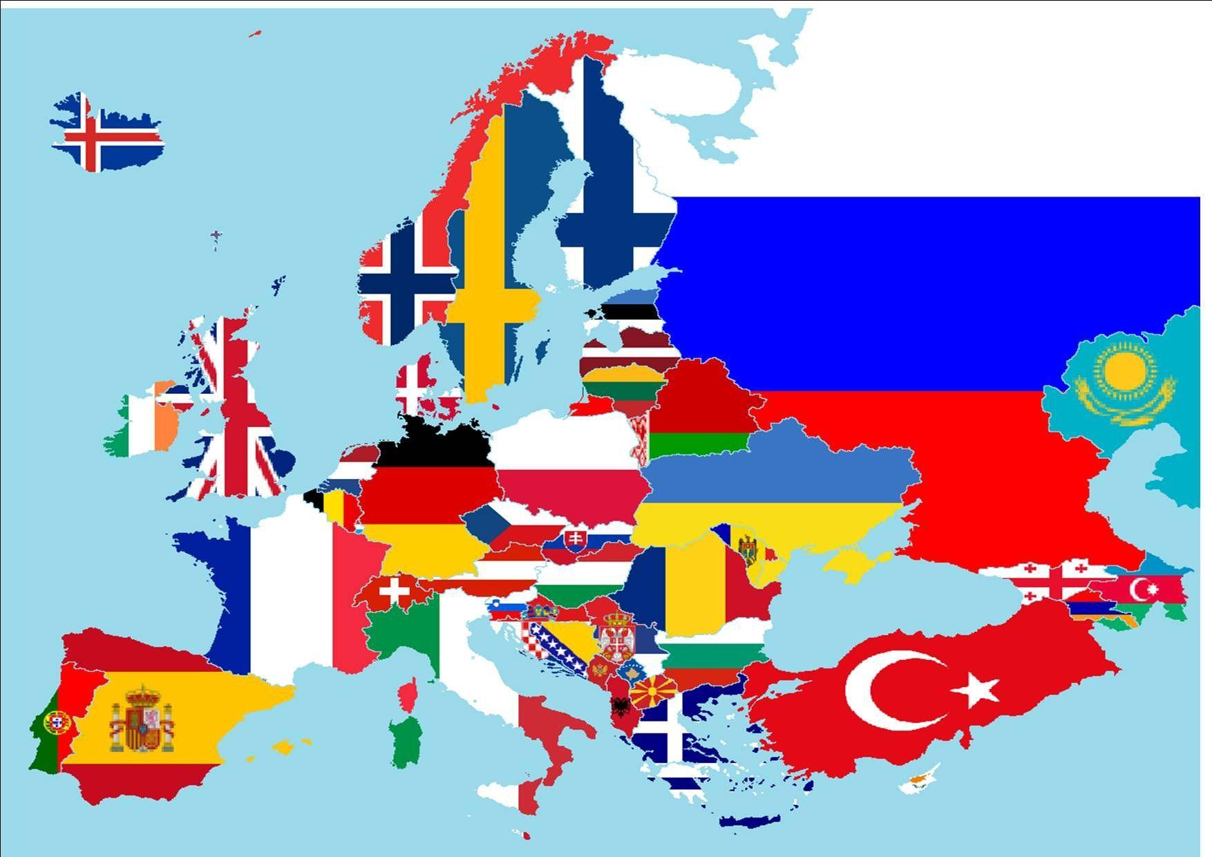 11458 - Televisiones europeas ¿sabes a qué país pertenecen?